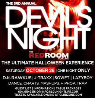 3rd Annual Devils Night