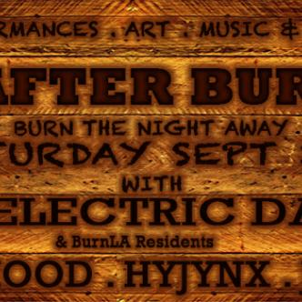BurnLA AFTER BURN PARTY: Main Image