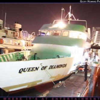 HALLOWEEN GHOST SHIP CRUISE