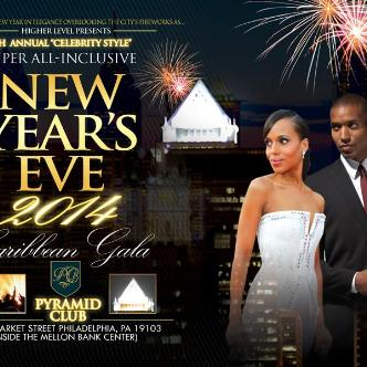 Celebrity Style Super All-Inclusive NYE Gala