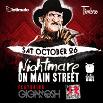 NIGHTMARE ON MAIN ST GIGAMESH