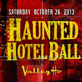 Haunted Hotel Ball