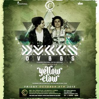 DVBBS & YELLOW CLAW: Main Image