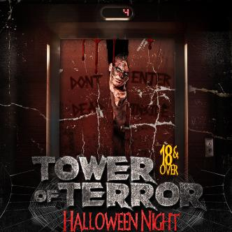 Tower of Terror Halloween: Main Image