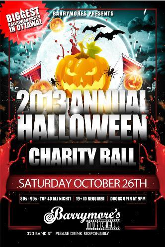 Halloween Charity Ball