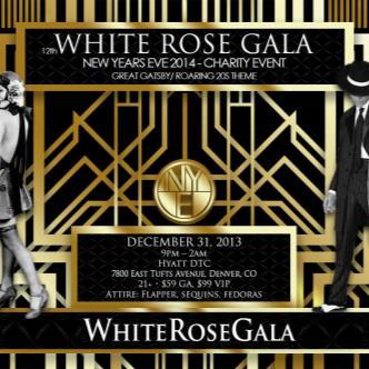 White Rose Gala - 12th Annual