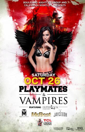 Playmates & Vampires