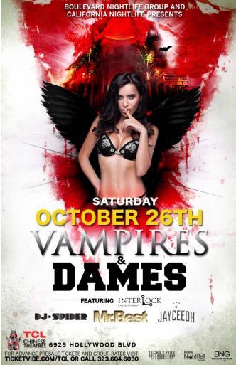 Vampires & Dames