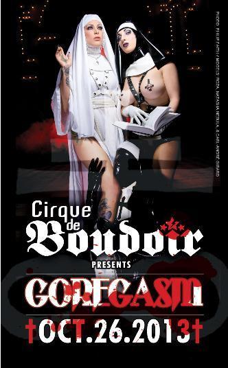 Cirque De Boudoir GOREGASM