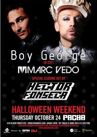 BOY GEORGE (DJ SET): Main Image