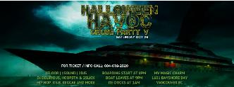 HALLOWEEN HAVOC CRUISE PARTY V