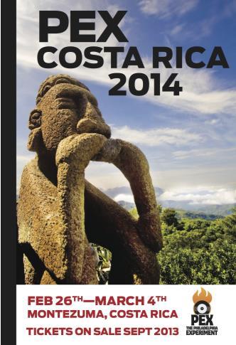 PEX Costa Rica 2014: Main Image