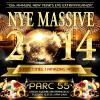 NYE Massive 2014-Union Square San Francisco at Parc 55 Hotel