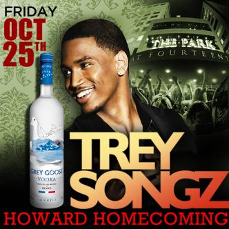 Trey Songz - FRIDAY: Main Image