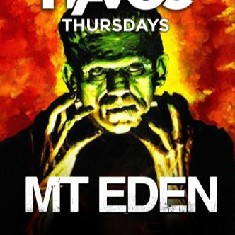 Havoc Thursdays w/ Mt. Eden: Main Image