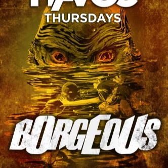 Havoc Thursdays w/ Borgeous: Main Image