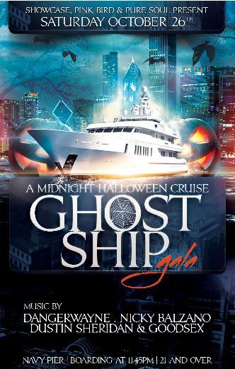 Ghost Ship Gala