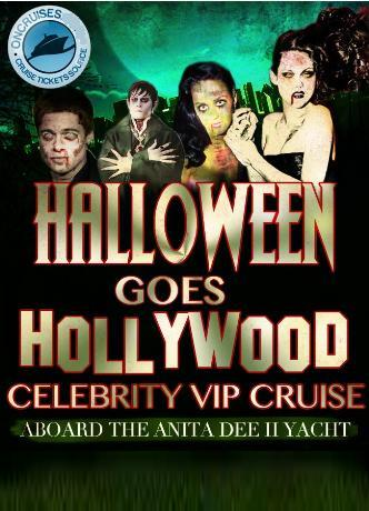 Halloween Aboard Anita Dee II