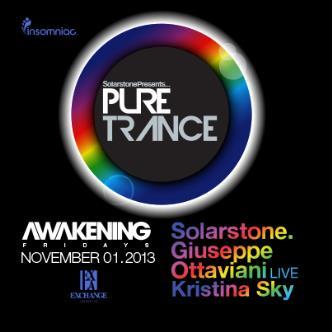 Pure Trance ft. Solarstone: Main Image