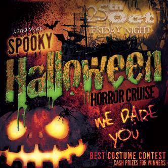 Spooky Halloween Cruise NYC