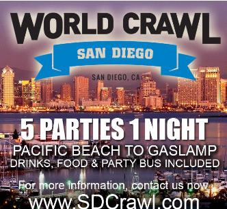World Crawl San Diego - Nov 1