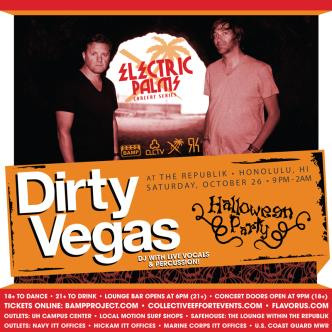 Dirty Vegas: Main Image