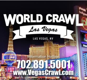 World Crawl Las Vegas - Mar 27