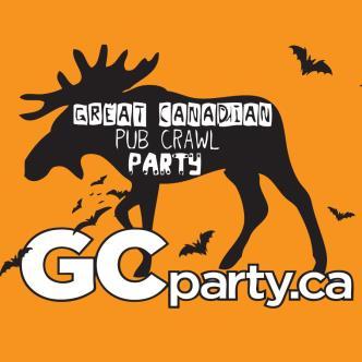 Halloween Pub Crawl Edmonton