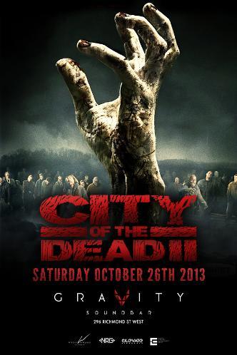 CITY OF THE DEAD II HALLOWEEN