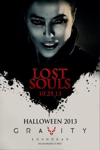 LOST SOULS HALLOWEEN 2013