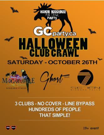 Halloween Pub Crawl 2013 - NF