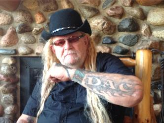 David Allan Coe-: Main Image