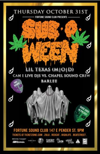 SUS-O-WEEN feat. LIL TEXAS
