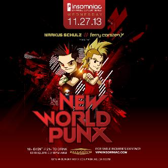 NEW WORLD PUNX: Main Image