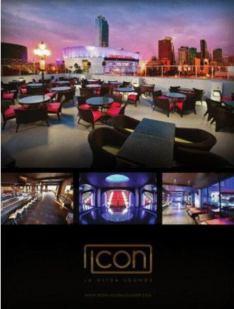 Inferno at Icon