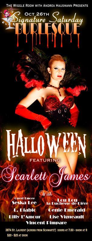 Signature Saturday Halloween
