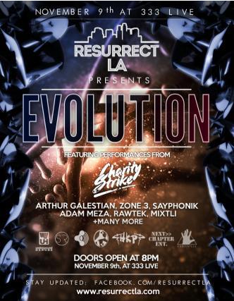Resurrect LA: Evolution: Main Image
