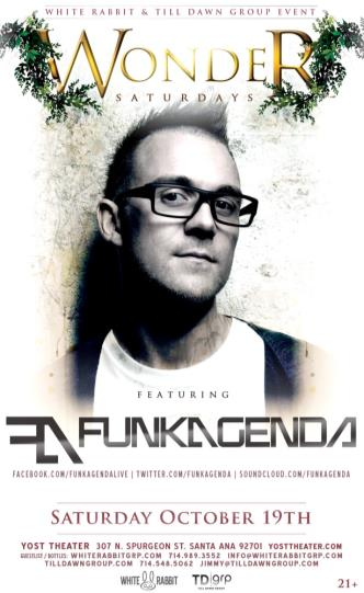 Wonder w/ Funkagenda: Main Image