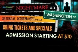 Nightmare On Washington