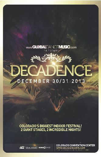 Decadence Day 1: Main Image