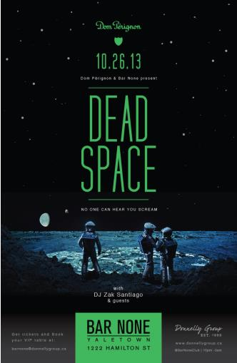 DEAD SPACE HALLOWEEN