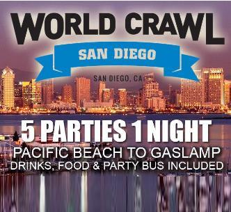 World Crawl San Diego - Oct 25