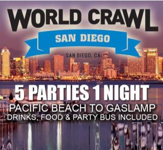 World Crawl San Diego - Oct 26
