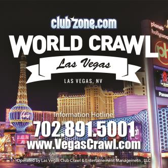 World Crawl Las Vegas - Aug 6