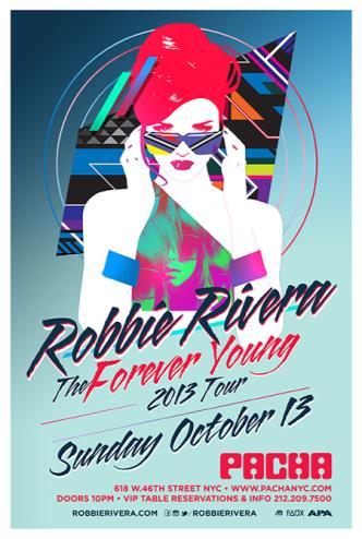 Robbie Rivera: Main Image