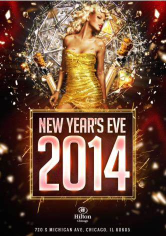 New Year's Eve at Hilton