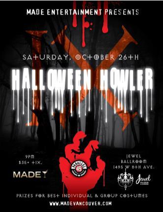 MADE Halloween Howler