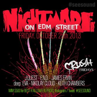 A Nightmare On EDM Street
