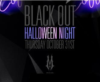 Blackout Halloween Night