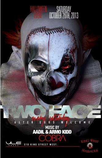 Two Face * King West Massacre